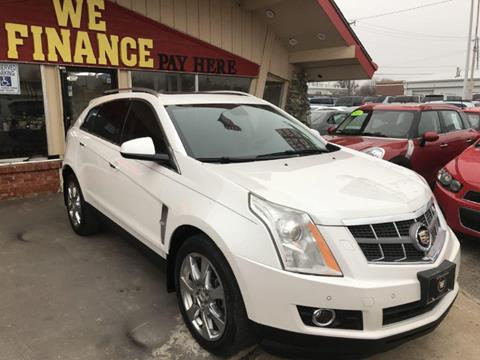 2011 Cadillac SRX for sale in Oklahoma City, OK