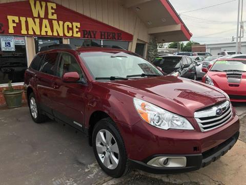 2011 Subaru Outback for sale in Oklahoma City, OK