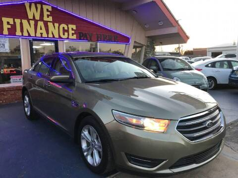 2013 Ford Taurus for sale in Oklahoma City, OK