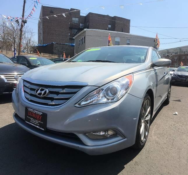 2011 Hyundai Sonata For Sale At Luxury Vehicles Nj In Irvington NJ
