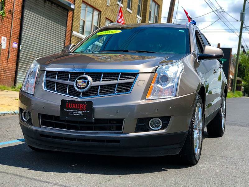 2012 cadillac srx for sale in new jersey. Black Bedroom Furniture Sets. Home Design Ideas