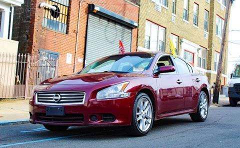 2013 Nissan Maxima for sale in Newark, NJ