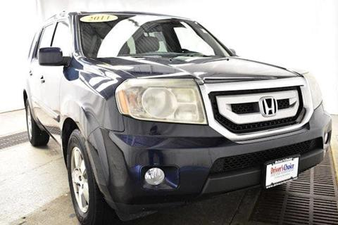 2011 Honda Pilot for sale in Davenport, IA