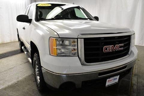 2009 GMC Sierra 2500HD for sale in Davenport, IA