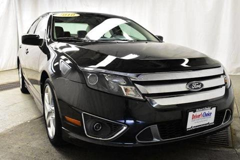 2010 Ford Fusion for sale in Davenport, IA
