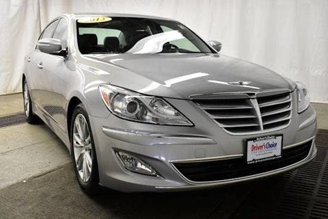 2013 Hyundai Genesis for sale in Davenport, IA