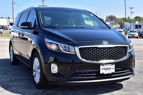 2017 Kia Sedona for sale in Davenport, IA