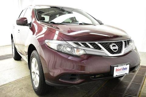 2013 Nissan Murano for sale in Davenport, IA