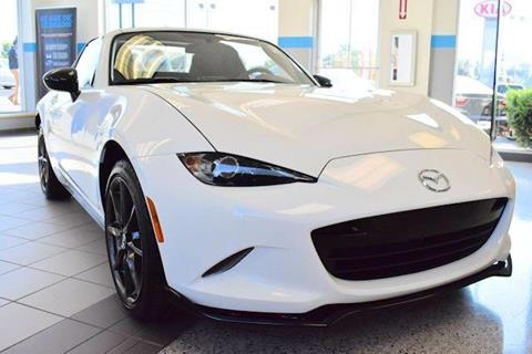 2017 Mazda MX-5 Miata RF for sale in Davenport, IA