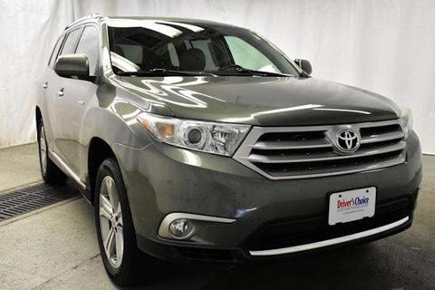 2011 Toyota Highlander for sale in Davenport, IA