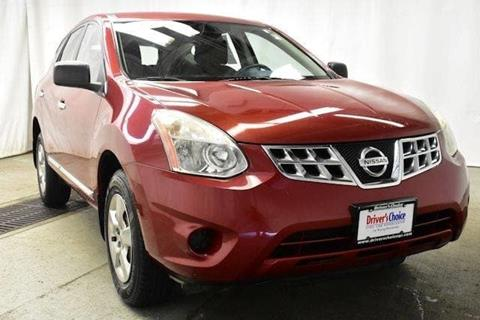 2013 Nissan Rogue for sale in Davenport, IA