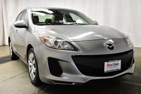 2013 Mazda MAZDA3 for sale in Davenport, IA