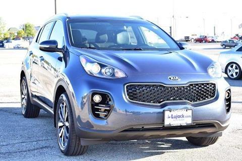 2018 Kia Sportage for sale in Davenport, IA