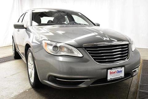 2012 Chrysler 200 for sale in Davenport, IA