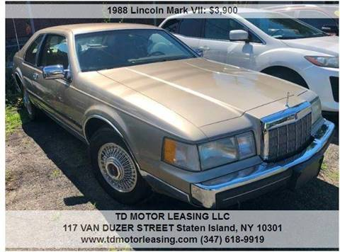Lincoln Mark V For Sale In Douglas Az Carsforsale Com