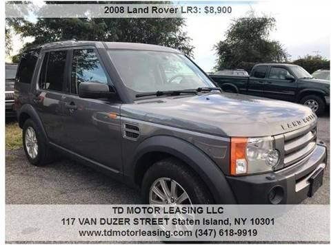 2008 Land Rover LR3 for sale in Staten Island, NY
