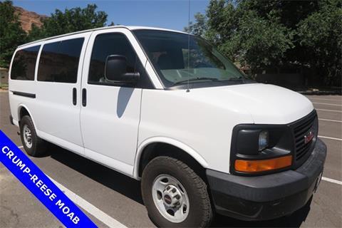 2009 GMC Savana Passenger for sale in Moab, UT