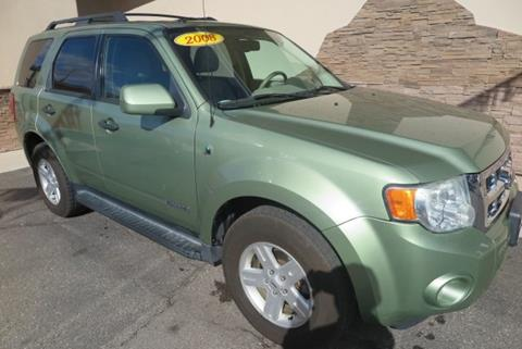 2008 Ford Escape Hybrid for sale in Moab, UT