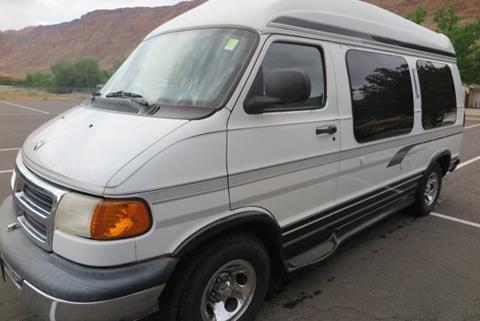 2000 Dodge Ram Van for sale in Moab, UT