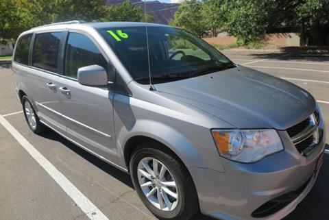 2016 Dodge Grand Caravan for sale in Moab, UT