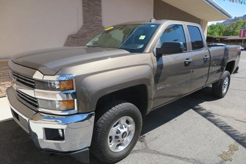 2015 Chevrolet Silverado 2500HD for sale in Moab, UT