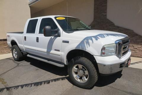 2005 Ford F-350 Super Duty for sale in Moab, UT