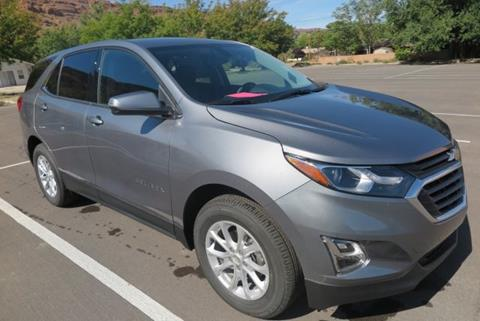 2018 Chevrolet Equinox for sale in Moab, UT
