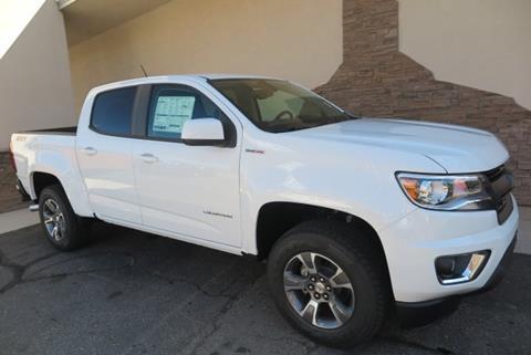2018 Chevrolet Colorado for sale in Moab, UT