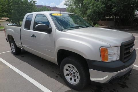 2007 GMC Sierra 1500 for sale in Moab, UT