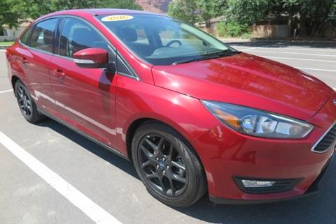 2016 Ford Focus for sale in Moab, UT