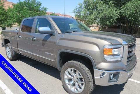 2014 GMC Sierra 1500 for sale in Moab, UT