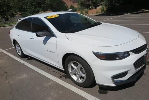 2016 Chevrolet Malibu for sale in Moab, UT