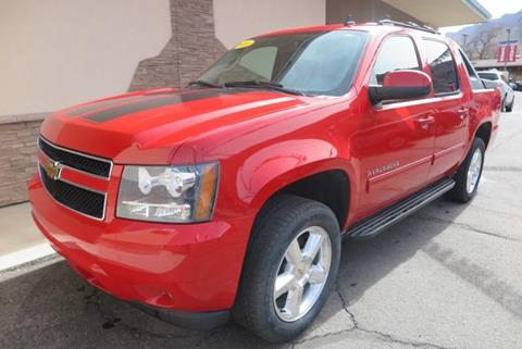 2010 Chevrolet Avalanche for sale in Moab, UT