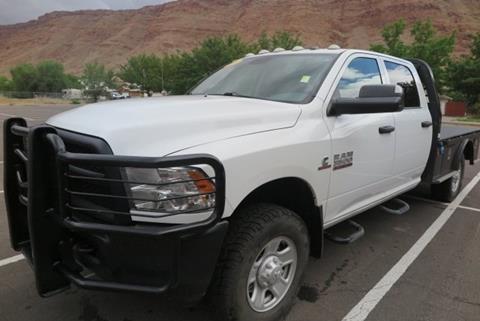 2013 RAM Ram Pickup 3500 for sale in Moab, UT