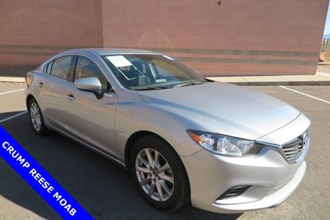 2016 Mazda MAZDA6 for sale in Moab, UT