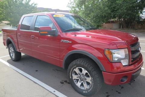 2014 Ford F-150 for sale in Moab, UT