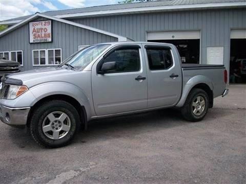 2006 Nissan Frontier for sale in Hunlock Creek, PA