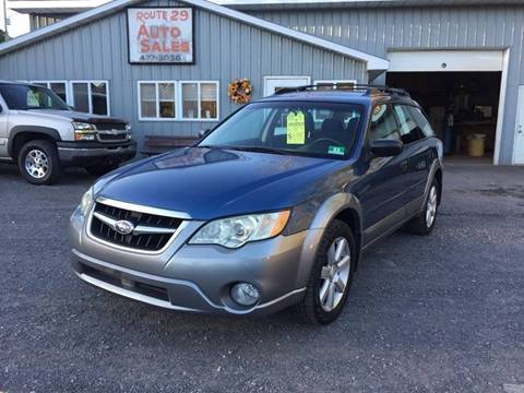 2008 Subaru Outback for sale in Hunlock Creek, PA