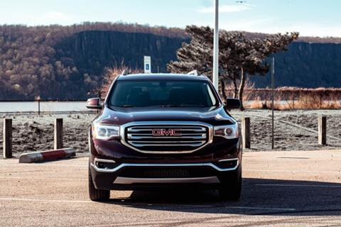 2017 GMC Acadia for sale in Younkers, NY