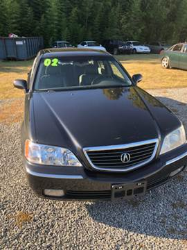 2002 Acura RL for sale in Gastonia NC