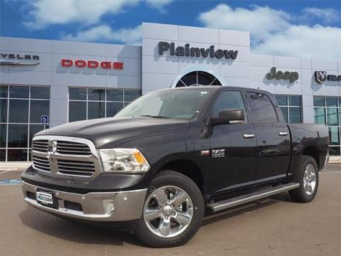 2017 RAM Ram Pickup 1500 for sale in Plainview, TX