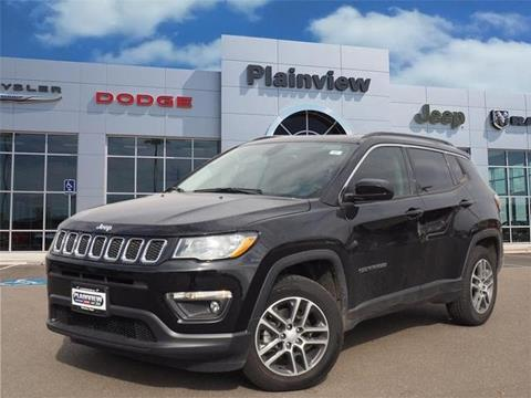 2017 Jeep Compass for sale in Plainview, TX