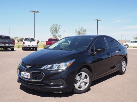 2016 Chevrolet Cruze for sale in Plainview TX