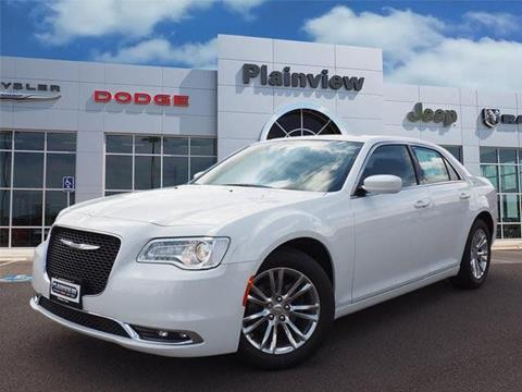 2018 Chrysler 300 for sale in Plainview TX