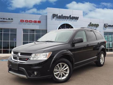 2017 Dodge Journey for sale in Plainview, TX