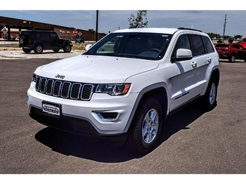 2017 Jeep Grand Cherokee for sale in Plainview TX