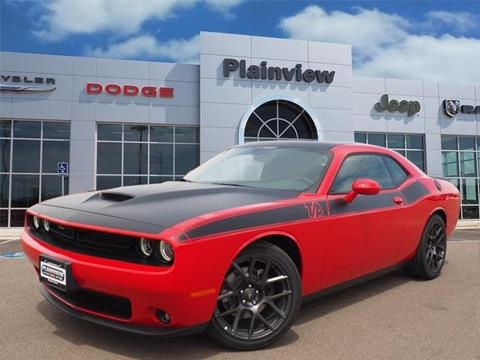 2017 Dodge Challenger for sale in Plainview TX
