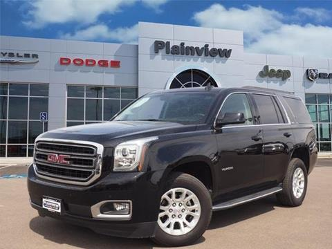 2017 GMC Yukon for sale in Plainview TX