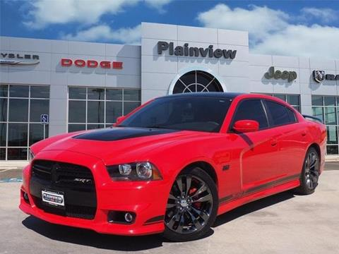 2014 Dodge Charger for sale in Plainview TX