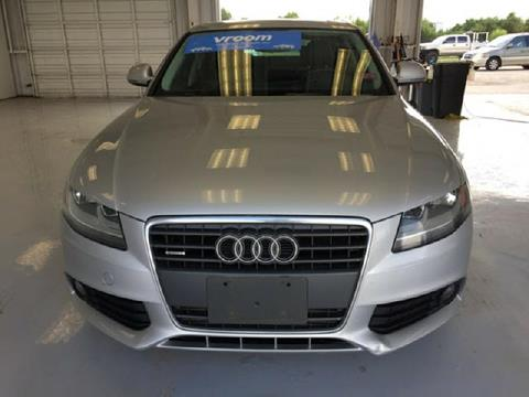 2009 Audi A4 for sale in Houston, TX